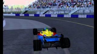 Formula 1 1989 trois rivieres Grand Prix wet weather realistico  In nessun modo è lì che molto grip F1C Race One racesimulations Mod F1 Challenge 99 02 Championship season 2012 2013 2014 2015 4 GP 0 2 26 16 15 39 74 7