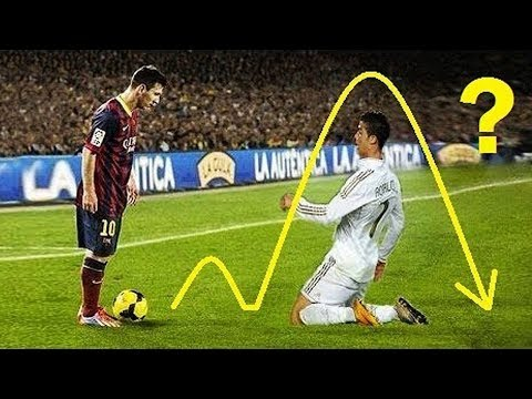 5 Times Lionel Messi Destroyed Cristiano...