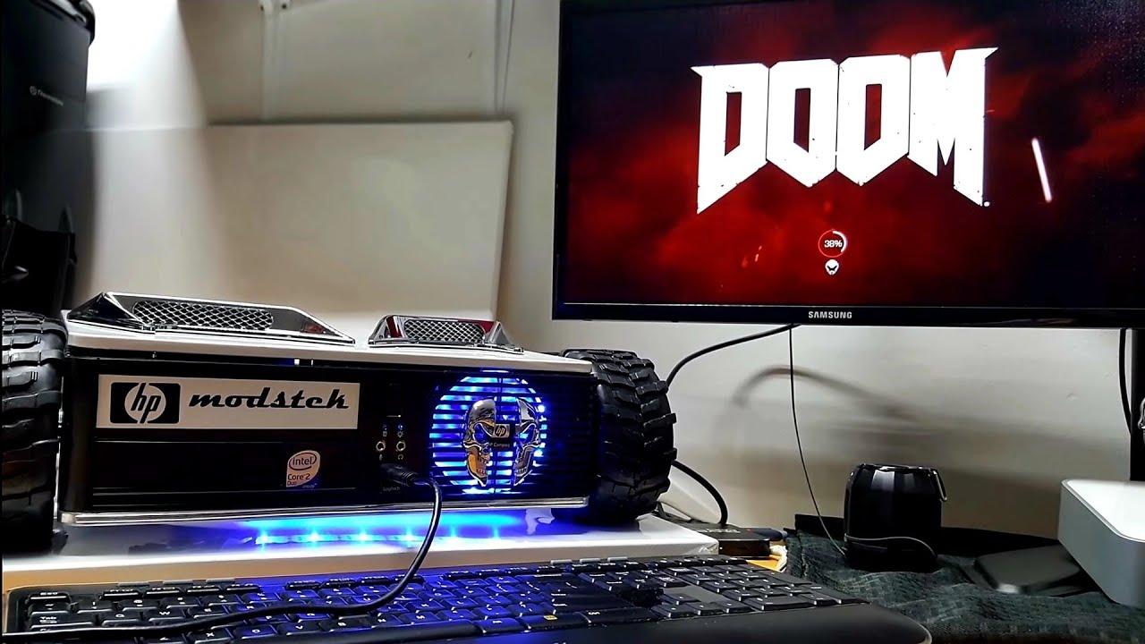 Intel core 2 quad q9650 gaming