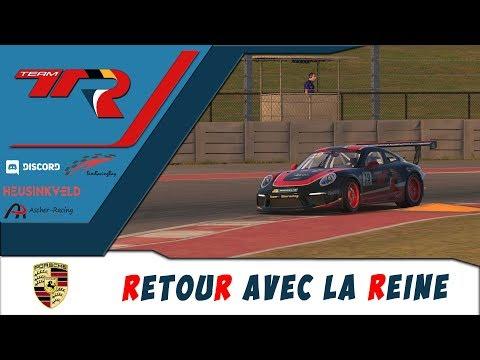 iRacing - Porsche Cup @ Cota (Austin) | Départ 21H55 | Retour avec la reine !