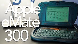 Gambar cover Retro Tech: Apple eMate 300