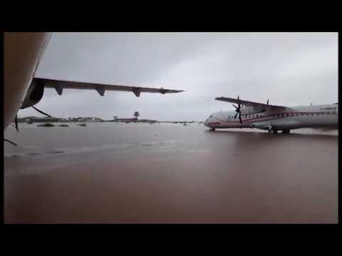 Severe Flooding Closes Tahiti International Airport