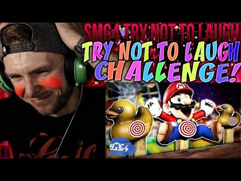 Vapor Reacts #719  TRY NOT TO LAUGH CHALLENGE SMG4: The Mario Carnival  SMG4 REACTION!!