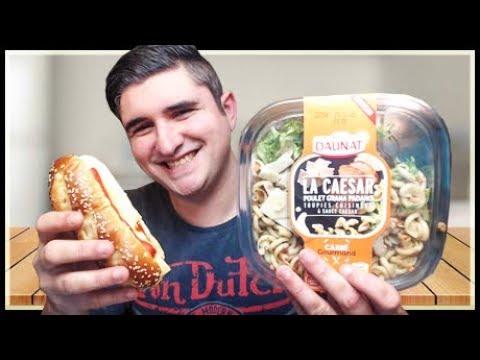 degustation-hot-dog-bretzel-maison-+-salade-cÉsar-!!