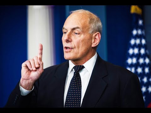 Deplorable John Kelly's Revisionist Civil War History