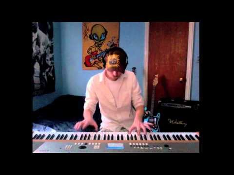 """""""Island In The Sun"""" - Weezer - piano version by BJ Prince"""