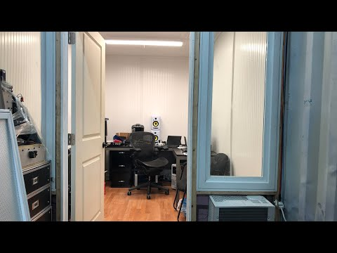 Super CHEAP Shipping Container Office