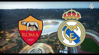 Roma vs Real Madrid | 0 - 2
