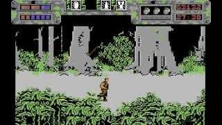 Predator Longplay (C64) [50 FPS]