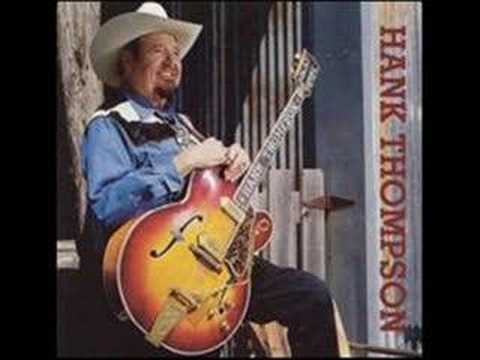 THE BLACKBOARD Of MY HEART by HANK THOMPSON