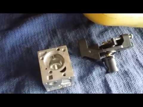 Echo Gt-225 Carb Bogging & Flat Spot - YouTube
