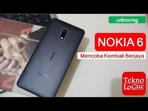 Unboxing++ Nokia 6 - Mencoba Kembali Berjaya