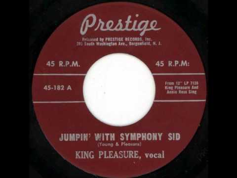 King Pleasure - Jumpin' with Symphony Sid