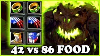 "Grubby | ""42 vs 86 FOOD"" | Warcraft 3 | UD vs UD | Turtle Rock"