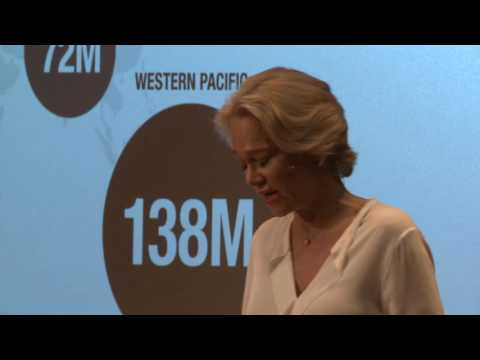 How Diabetes Patients can Transform the Diabetes Pandemic | Karin Hehenberger | TEDxLugano