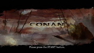 Conan Walkthrough Complete Game (PS3)