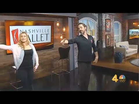 Nashville Ballet Adult Classes On WSMV News 4
