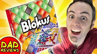 BEST STRATEGY BOARD GAMES | Blokus Review
