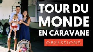 FAMILYCOSTE ⚡️ Ils partent pour un tour du monde en caravane