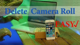 Delete/Move TONS of Photos from any iPhone EASILY