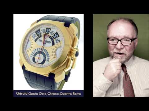 #55 The Watches & Designs of Gérald Genta