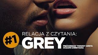 """ZŁE KSIĄŻKI: """"Grey: Pięćdziesiąt twarzy oczami Christiana"""" #1"""