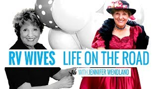 FOR RV WOMEN ONLY - Jennifer's Straight Talk to RV Wives About RV Living