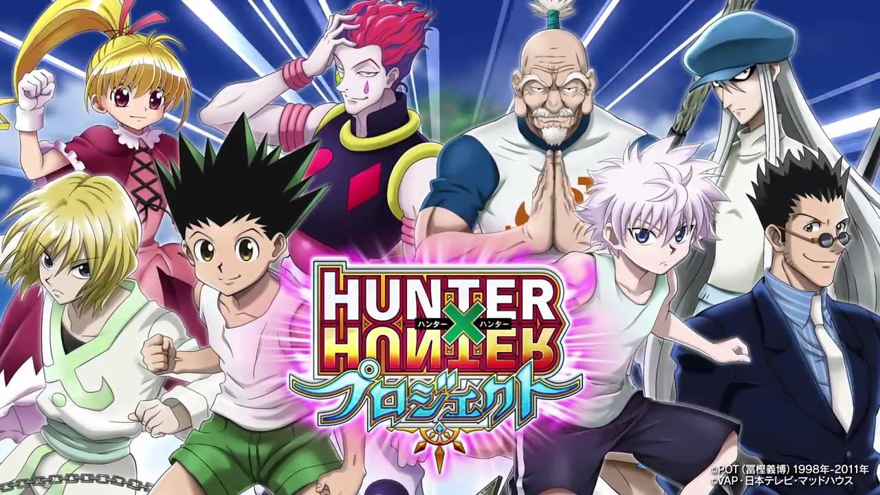 Hunter X Hunter Serienstream