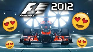 PLAYING F1 2012 CAREER MODE
