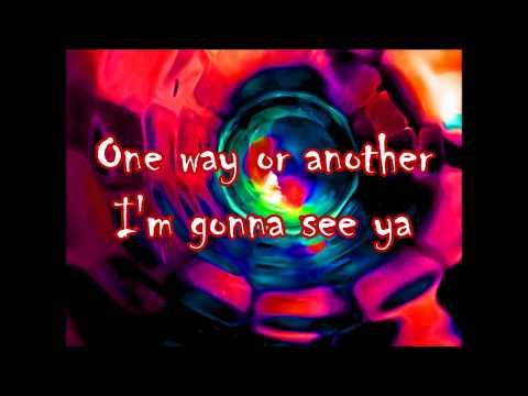 One Way Or Another (Lyrics) - Blondie