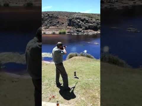 12 Bore Shoot South Africa...accuracy