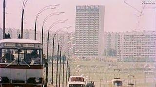 Строгино 80-е годы Уникальные кинокадры и фотки СССР