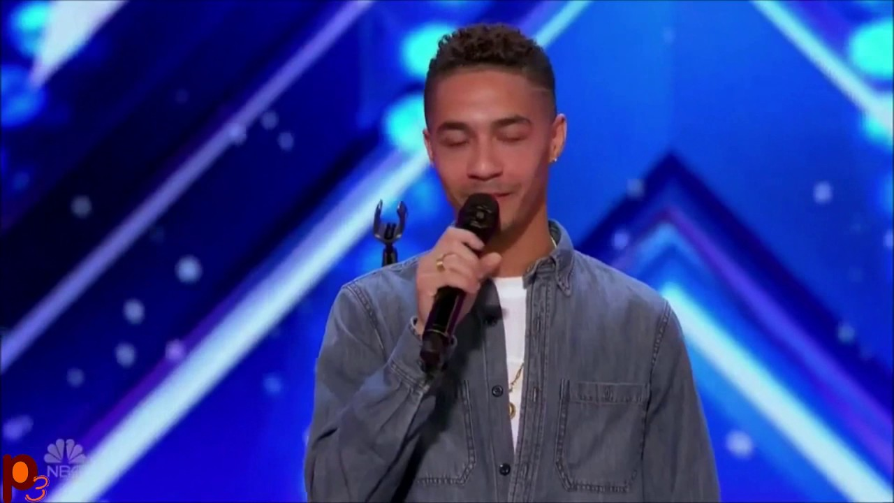 Americas got talent 2017 brandon - Brandon Rogers The Doctor That Really Sings America S Got Talent 2017