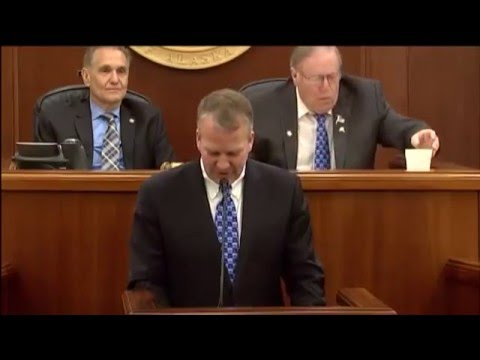 2016 U.S. Sen. Dan Sullivan Address