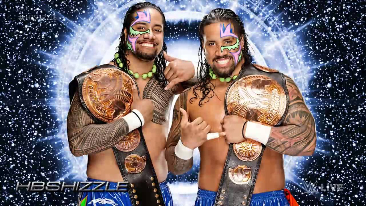 2011 2015 the usos 4th wwe theme song so close now w - The usos theme song so close now ...