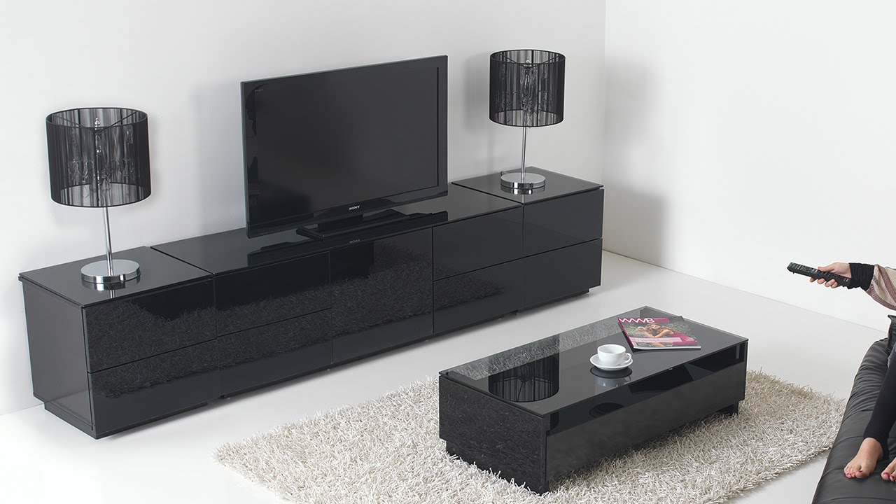 Furniture Design Tv Unit modern tv unit and television furniture design ideas - youtube