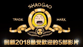Top 5 Most Popular Shaogao Video in 2018