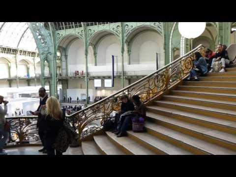 Международная фото ярмарка PARIS PHOTO 2016 (ПАРИЖ ФОТО 2016) в Grand Palais, Франция