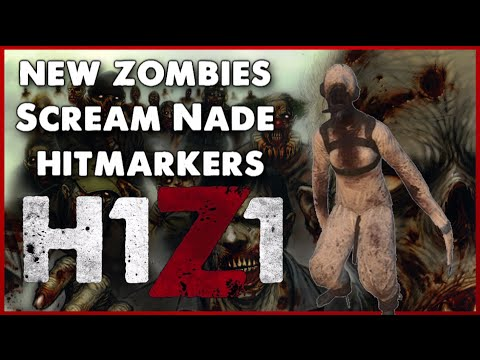 H1z1 Just Survive Gameplay Enhanced Weapons Drop Lo