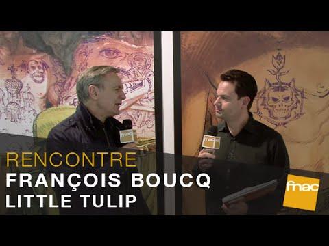 Little Tulip, De Boucq Et Charyn, L'interview Du Dessinateur