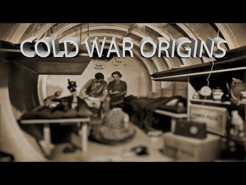 HIST 1122 Lesson 79 - Cold War Origins