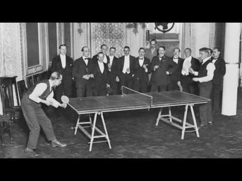 History of Table Tennis & How to Play