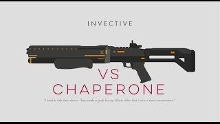 Destiny Rap Battle : Chaperone VS Invective | Daddyphatsnaps