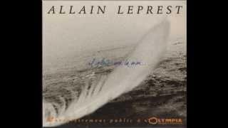 Allain Leprest -03- Bilou (Live à l'Olympia, 1995)