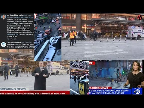 [17/12/11] New York - Bomb exploded