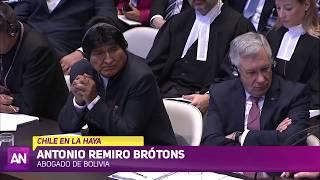 🔴 Segunda jornada de alegatos de Bolivia contra Chile en ...
