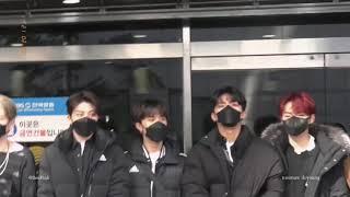 210202 - TREASURE 유희열의 스케치북 출근길 DOYOUNG 트레저 도영 FANCAM