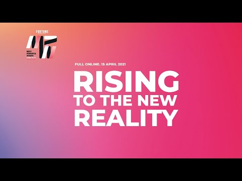 Most Powerful Women Summit Online: Rising to the new reality