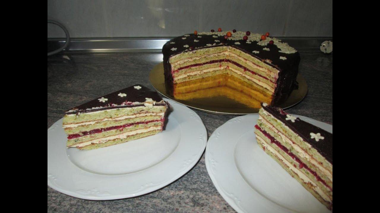 торт рецепт мастер класс видео