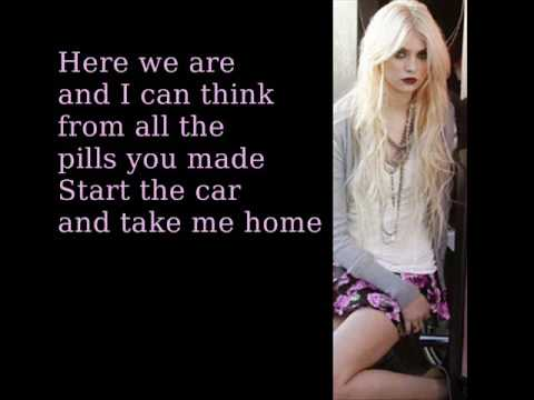 The Pretty Reckless - Just Tonight with lyrics